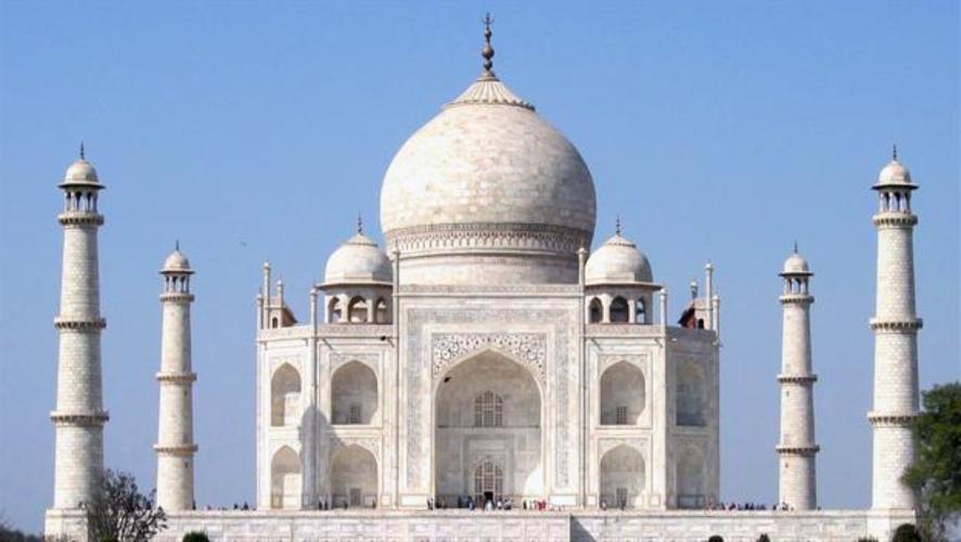 Taj Mahal 3d Image: 3D Printed Taj Mahal By Dodo2000