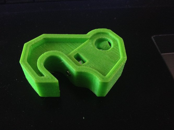 Automatic fuse lock 3D Print 37505