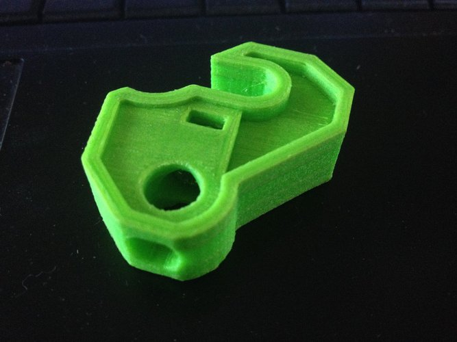 Automatic fuse lock 3D Print 37506