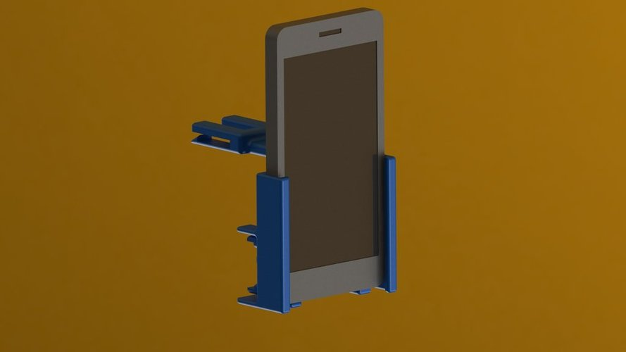 Universal holder for phones 3D Print 37792