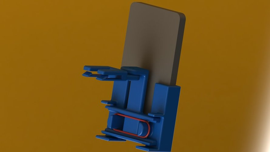Universal holder for phones 3D Print 37793