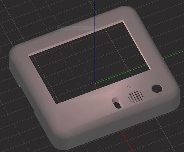 BOX_LCD12864 and suport 3D Print 37871