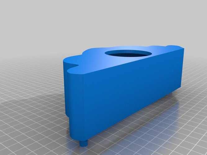 Cloud Birdhouse 3D Print 38074