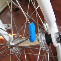 Small Spoke magnet housing for bicycle computers 3D Printing 38223