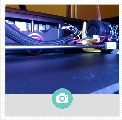 Super Hexy Raspberry Pi 2 Case & Camera for Replicator 2 3D Print 38872