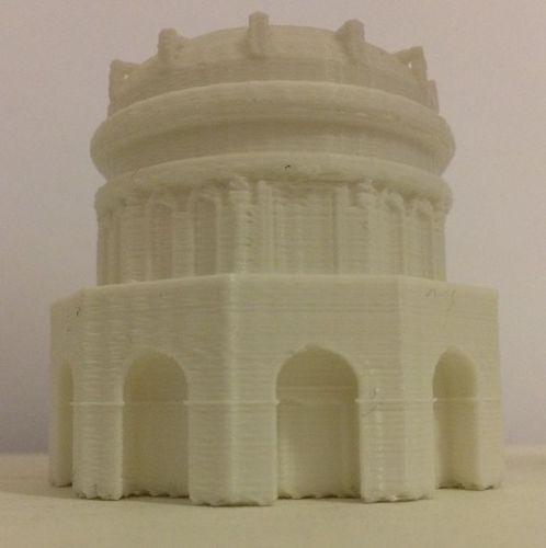 Mausoleum of Theodoric 3D Print 38919
