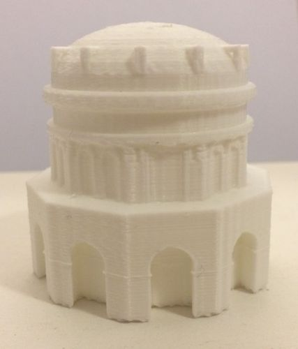 Mausoleum of Theodoric 3D Print 38920