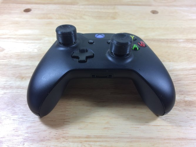 Big Thumbz Xbox Joysticks 3D Print 39001