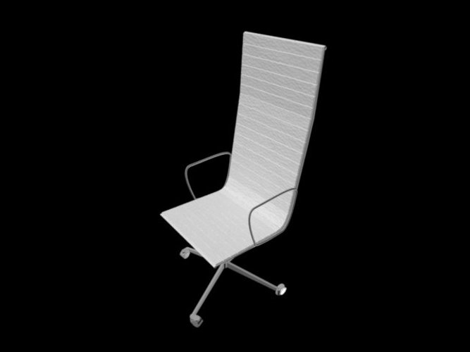 Zen office chair 3D Print 39020