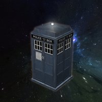 Small Dr Who's Tardis 3D Printing 39105