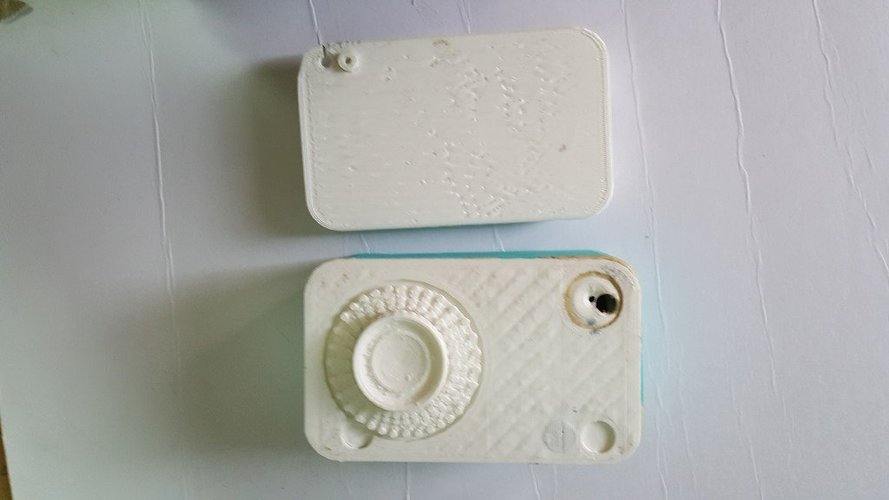 print a 3d gadget to make hidden camera with you mobile phone. 3D Print 39250