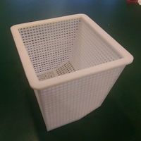 Small SPX1099B Front Spa Skimmer Basket 3D Printing 39335
