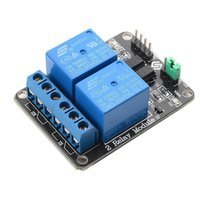 Small Arduino Dual 5v Relay Board 3D Printing 39411