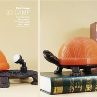 Small tortoise lamp 3D Printing 39602