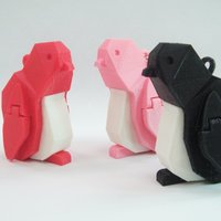 Small Penguin 3D Printing 39614
