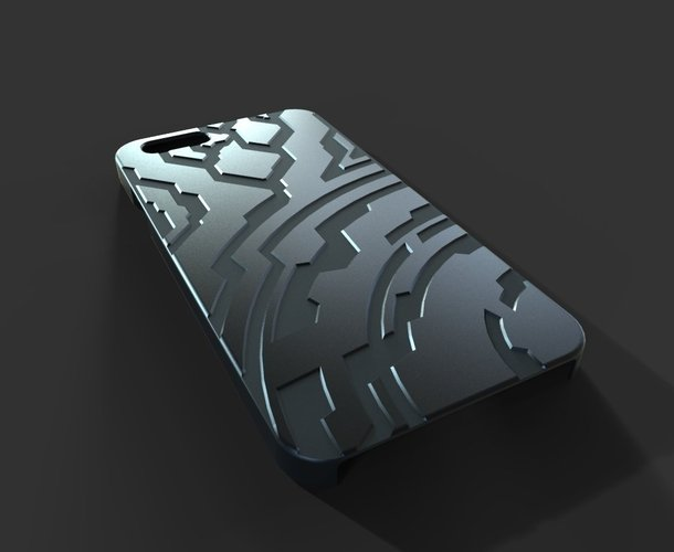 Iphone 6 Case (Halo Themed) 3D Print 39714