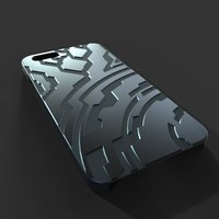 Small Iphone 6 Case (Halo Themed) 3D Printing 39714