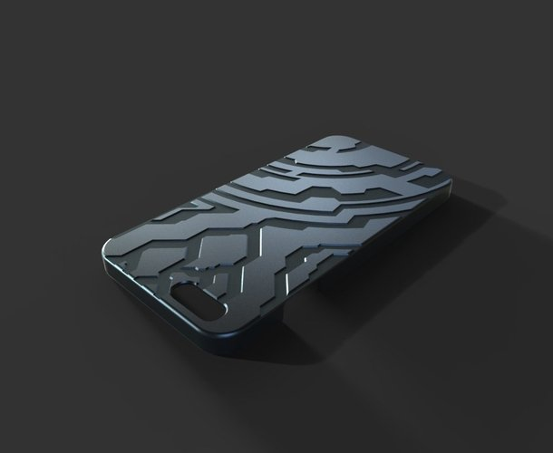 Iphone 6 Case (Halo Themed) 3D Print 39716