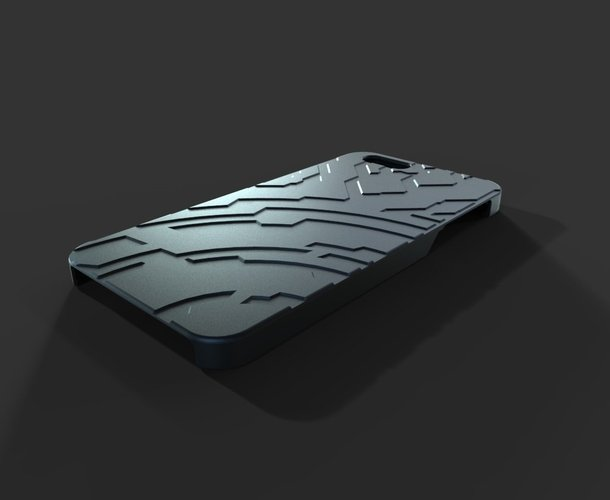 Iphone 6 Case (Halo Themed) 3D Print 39717