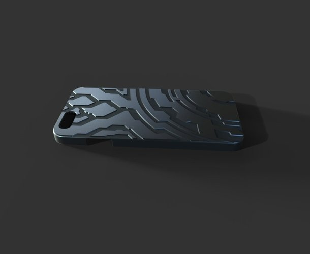 Iphone 6 Case (Halo Themed) 3D Print 39718