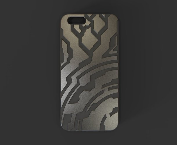 Iphone 6 Case (Halo Themed) 3D Print 39719