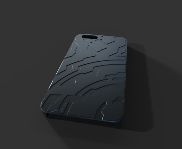 Iphone 6 Case (Halo Themed) 3D Print 39720