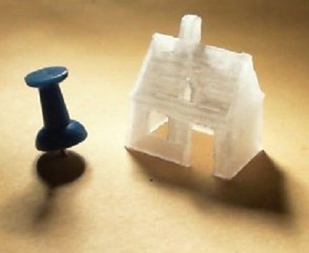 Old little house 3D Print 39840
