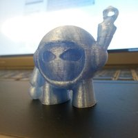 Small Marvin on Steroids 3D Printing 39886