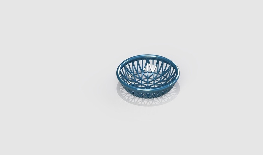 patterned basket 3D Print 39940