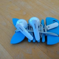 Small Head Phone Cord Fish 3D Printing 40093