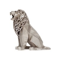 Small Roaring Lion 3D Printing 40149