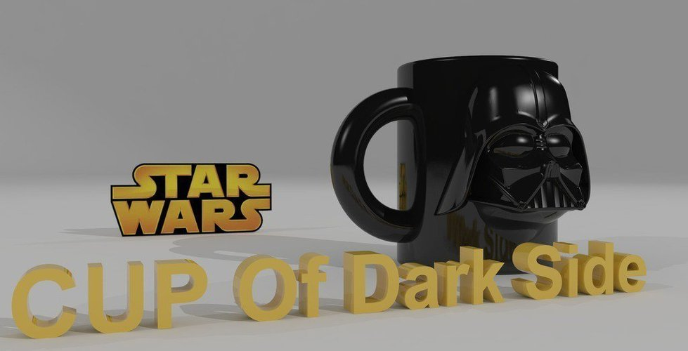 STAR WARS Darth Vader Glasses 3D Print 40372