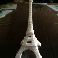 Small Eiffel Tower #SeeTheWorld 3D Printing 40433