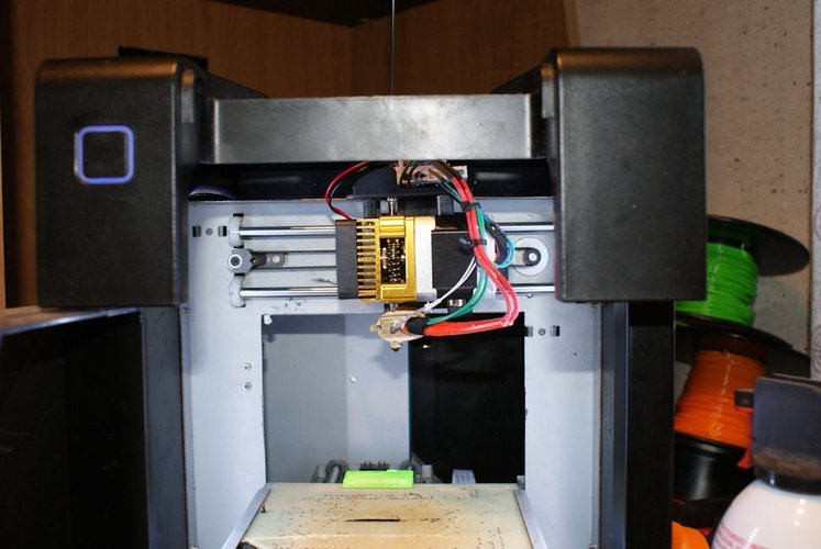 UP Mini parts for entire extruder replacement with an extruder f 3D Print 40619