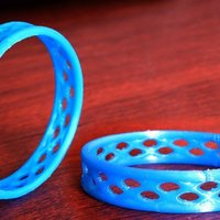 Small Just a Bangle 3D Printing 40714