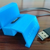 Small Sony Xperia Charging Dock 3D Printing 40715