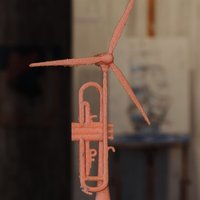 Small Wind Instrument 3D Printing 40778