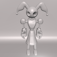 Small Beautybot  3D Printing 41651