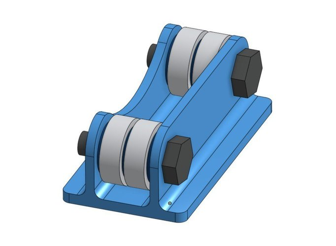Ultimate Spool holder (double bearing) 3D Print 41757