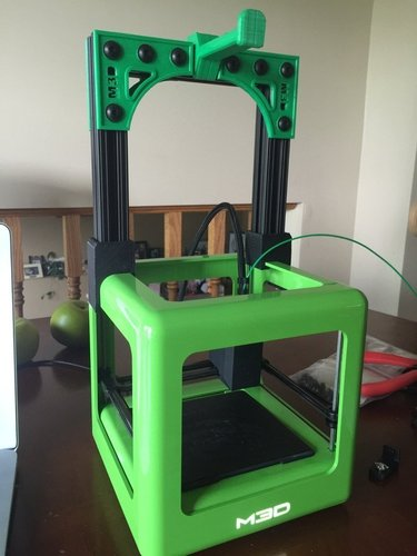 T slot Filament Holder remix 3D Print 41774