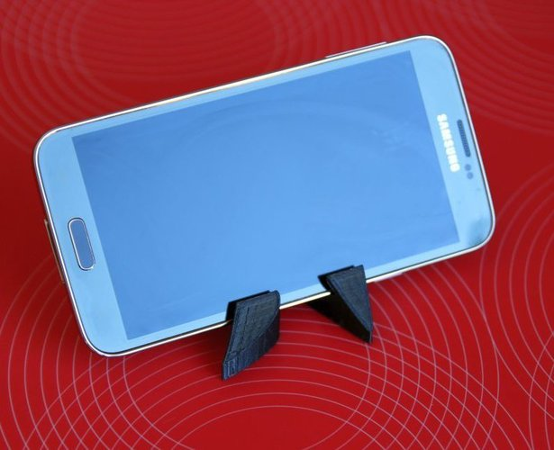 Smart Phone / Mini iPad Stand  3D Print 41809