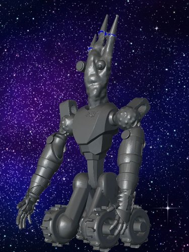Captain Chi-kan Phoot 3D Print 42047