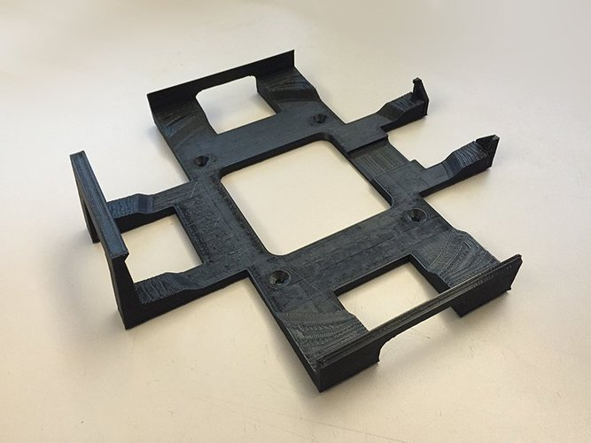 Mac mini 2014 wall mount 3D Print 42234