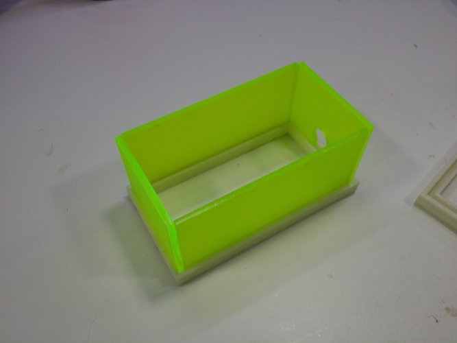 SImple Box Construction 3D Print 42256