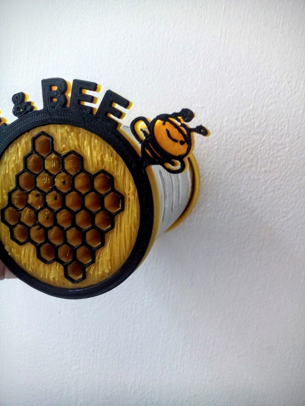 Medium Bee&Bee 3D Printing 42302