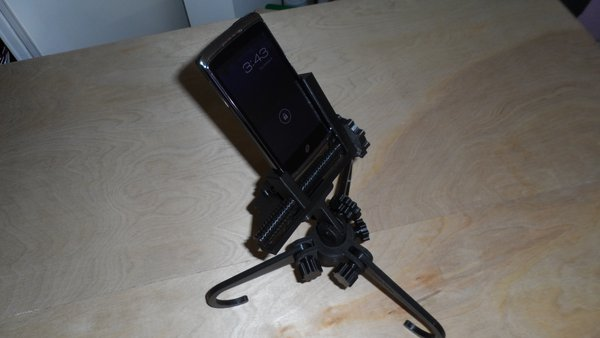 Medium Multi use Tripod for Cameras, Tools, Phones and More 3D Printing 42340