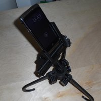 Small Multi use Tripod for Cameras, Tools, Phones and More 3D Printing 42340