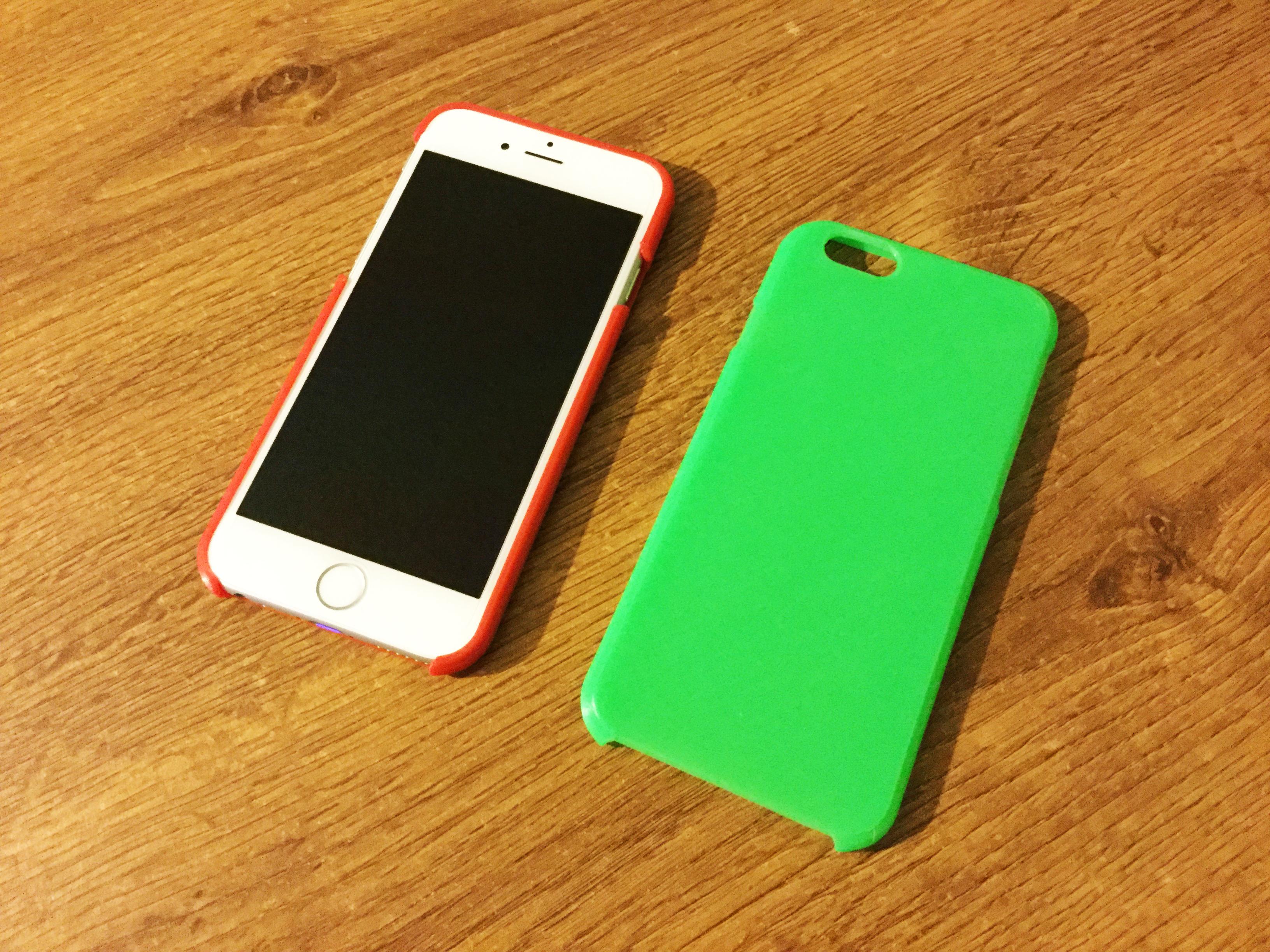 quality design 502db fb1b9 iPhone 6 slim case (blank) @ Pinshape