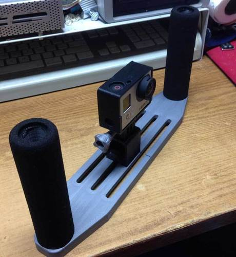 FigRig camera mount. 300 x 300 bed or larger required 3D Print 42564
