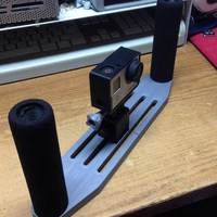 Small FigRig camera mount. 300 x 300 bed or larger required 3D Printing 42564